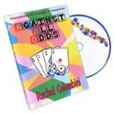 Against All Odds Magic DVD Rachel Colombini (Bin13)