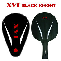 Xvt Black Knight 7 Carbon Table Tennis Paddle /table Tennis Blade