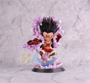 One-Piece-Luffy-Gear-4-Snake-Man-Q-Ver-10-034-Action-Figure-Model-Toy-New-In-Box