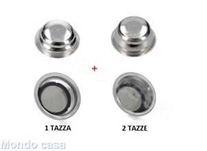 De-Longhi-Kit-Filtro-Crema-1-Tazza-Filtro-2-Tazze-Macchina-Caffe-Dedica-Scultura