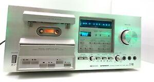 PIONEER-CT-F900-3-Head-Stereo-Tape-Deck-Vintage-1978-Hi-End-Refurbished-Like-New