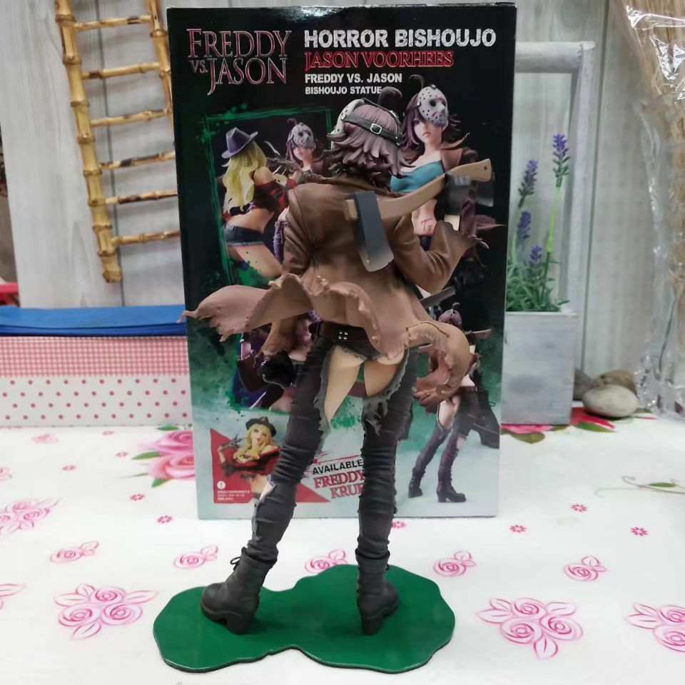 FROTdy vs. Jason Bishoujo Horror 7