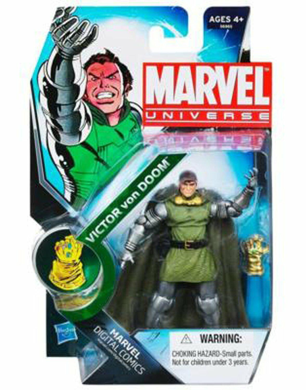 Victor Von Doom Marvel universo DR. Doom 56965 Mail lejos Exclusivo