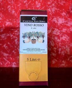 BAG-IN-BOX-Barbera-5lt-034-vino-rosso-Il-bric-034-Cascina-San-Siro