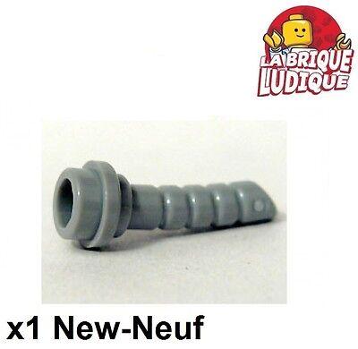 NEUF NEW Lightsaber Hilt grey LEGO x 2 // 61199-6107472 Sabre Laser gris