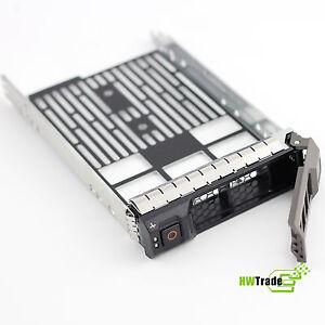 Dell-F238F-3-5-034-SAS-SATA-Tray-Caddy-G302D-0X968D-R720-R710-R520-R510-R420-R410