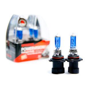 2 X 9006XS Poires P22d HB4A Lampe Halogène 6000K 55W Xenon 12V