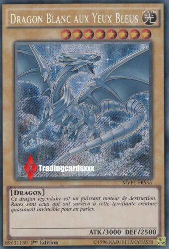 mvp1-frs55 ♦ white dragon with blue eyes ♦ yu-gi-oh vf//secret rare