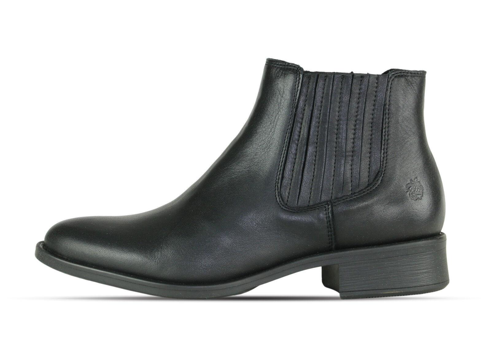 Grandes zapatos con descuento Apple OF EDEN aw17-sting 1 NEGRO - Cuero - Negro - Botines - WOMEN + NUEVO + .