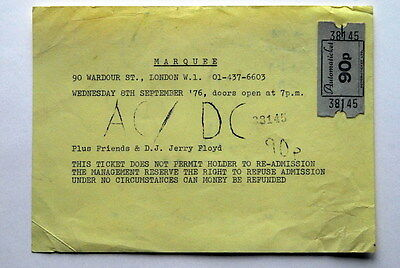Classic Moments MQS02 London The Who AC//DC The Marquee Club Guitar Strap