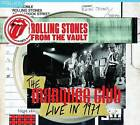 The Rolling Stones: From the Vault - The Marquee Club - Live in 1971 (Blu-ray Disc, 2015, 2-Disc Set, CD/Blu-ray)