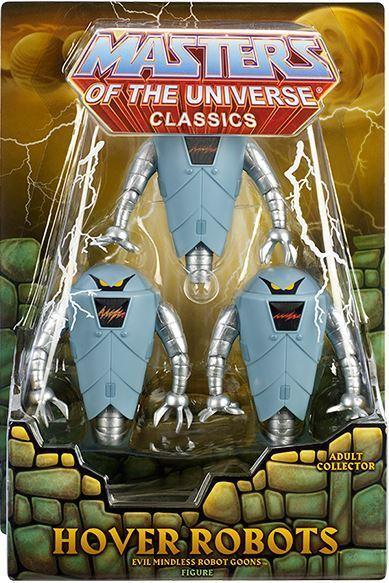 Xmas-Sale Hover Robots 3 Paquet 2015 Motu Maîtres de L'Univers Classics He Man