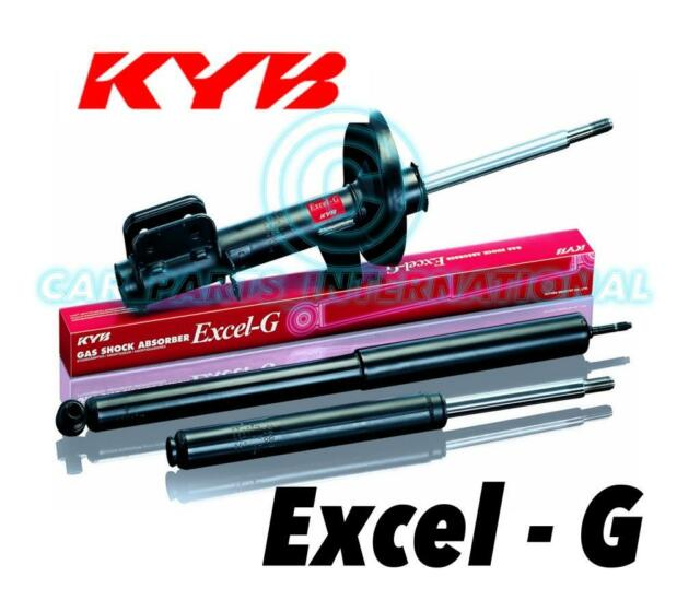 2x KYB REAR EXCEL-G SHOCK ABSORBERS Skoda Octavia II-R 2004 on No 344459