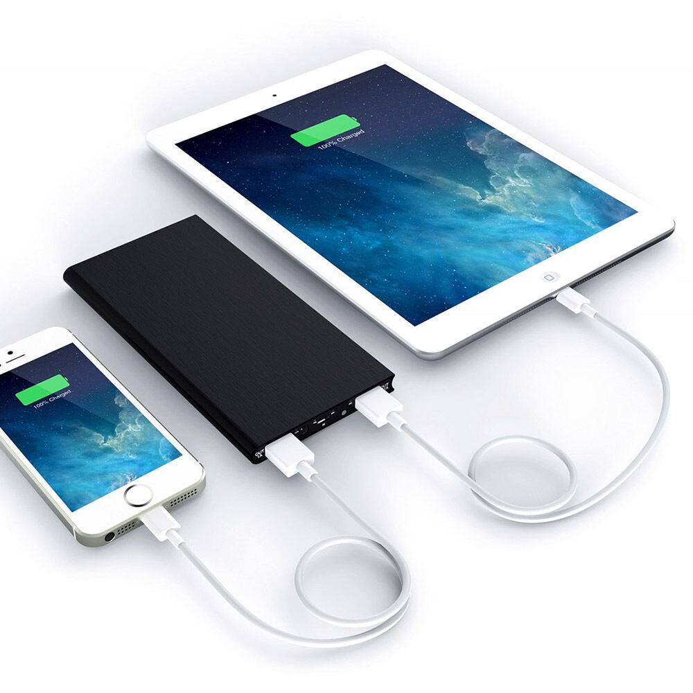 20000mAh Power Bank Externer USB Ladegerät