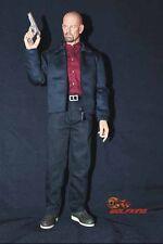 HOT 1/6 Wolfking Toys Dr Chemical Poisoning 2 - Walter White Heisenberg UNI SET