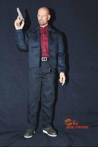 HOT 1//6 wolfking Toys Dr Chemical Poisoning 2-Walter Heisenberg Uni Set