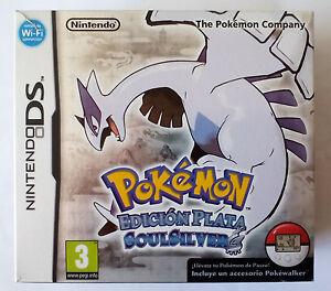 Pokemon-Plata-SoulSilver-Edicion-Especial-Completo-Pal-Es-Nintendo-Nds-3ds