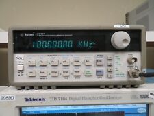 Agilent 33120a 15 Mhz Function Arbitrary Waveform Generator Ng12