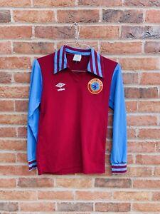 Aston-Villa-adults-Small-34-034-36-034-1976-1981-original-football-shirt-jersey