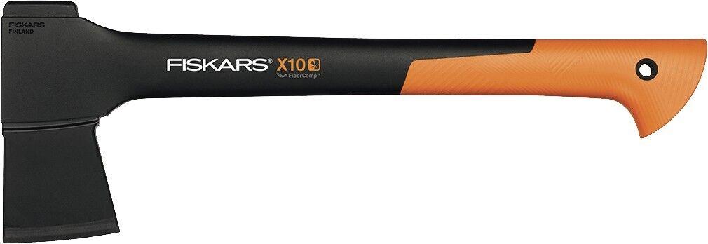 FISKARS Universalaxt x10 1015619 lunghezza 44 cm ascia