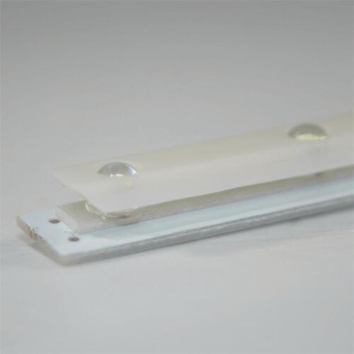 5 moduli di Luce Universale con 15 LED NEUTRO BIANCO 12v DC scheda Barra Stripe