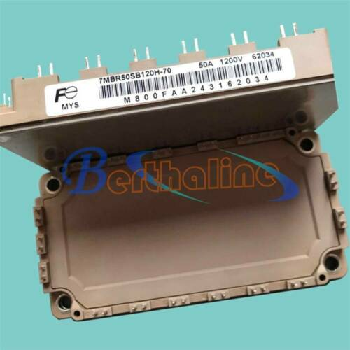 1PCS nuevo módulo de alimentación FUJI 7MBR50SB120H-70 7MBR50SB120H70