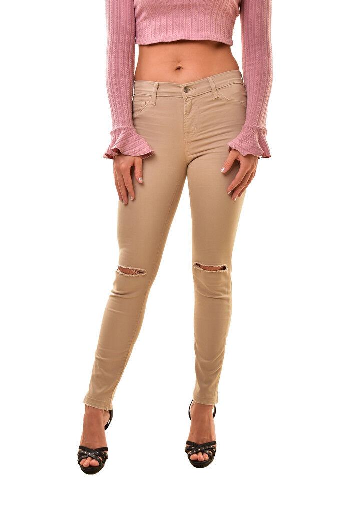 J BRAND Damen Hauteng Leg 8115120 Leger Jeans Sand Sky Größe 25   282 BCF810