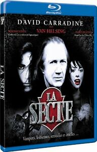 La Secte [Blu-ray] Deborah Odell  - NEUF - VERSION FRANÇAISE