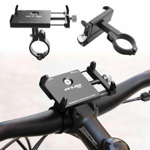 Alu-Fahrrad-Halterung-Handy-Halter-Motorrad-MTB-Mountainbike-Smartphone-SPT
