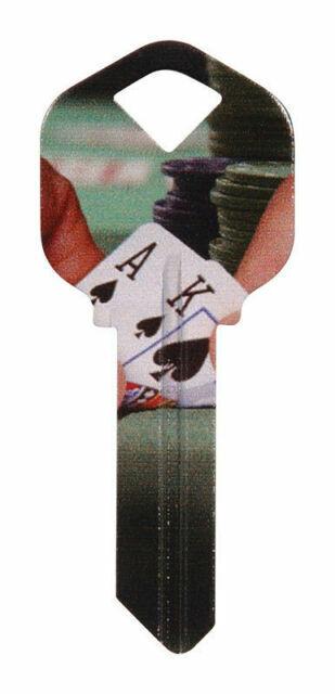 13 Kwikset Poker Cards Blank House Keys Key Wackeys 87191 Kw1 Ship G11 For Sale Online Ebay