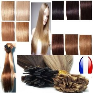 25-50-100-150-EXTENSIONS-A-CHAUD-KERATINE-CHEVEUX-NATURELS-REMY-49CM-0-5G-1G-AAA