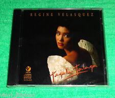 PHILIPPINES:REGINE VELASQUEZ - Talaga Talaga,CD,ALBUM,OPM,Tagalog,SEALED,RARE