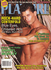 PLAYGIRL May 2003 DARRYL WORLEY Usher JUSTIN TIMBERLAKE Red Hot Chili Peppers