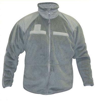 Military Surplus U.S GEN III Fleece Jacket Foliage Green