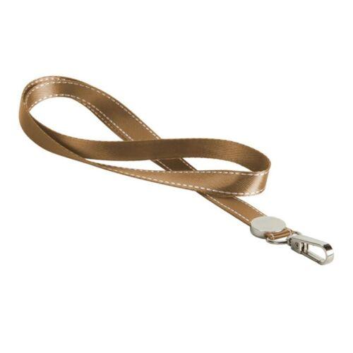 Office ID Badge Card Holder Lanyard Vertical Neck Strap Staff Badge Hanging Rope
