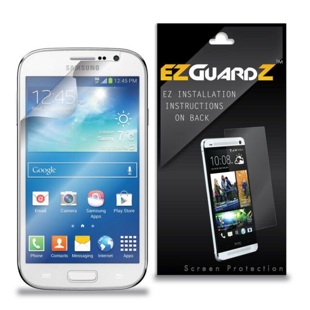 5X EZguardz LCD Screen Protector Shield HD 5X For Samsung Galaxy Grand Neo