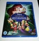 The Little Mermaid 3 Ariel S Beginning Disney UK Blu Ray as UNPLAYED