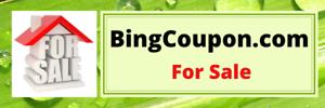 BingCoupon.com - Brandable Premium Domain Name