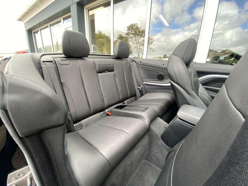 BMW 420d 2,0 Cabriolet M-Sport aut. Diesel aut.