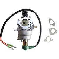 Carburetor Wen Power Pro 56551 56680 56682 5500 6800 7000e 9000e R390 Generator