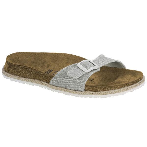 Birkenstock Papillio Madrid Birko-Flor Weite Damen Schuhe Sandale 1004245 Weite Birko-Flor schmal 2003f8