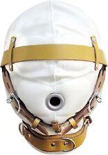 Privación sensorial Capucha GIMP Máscara-los ojos vendados Fetish Bondage Para Todos presentación
