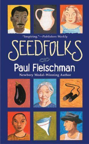 Joanna Cotler Bks. Seedfolks By Paul Fleischman 2004, Trade Paperback  - $4.35