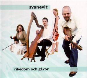 Svanevit-Rikedom-Och-Gavor-Wealth-And-Gifts-CD
