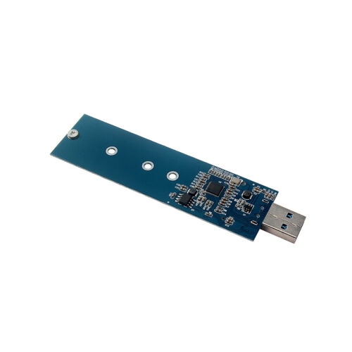 M.2 to USB Adapter USB to 2280 M2 SSD Drive NGFF Converter SSD Reader Card