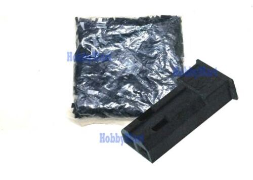1000 pcs JST RCY 2.5mm 2-Pin BLACK Color Female Connector Housing x 1 Pack