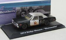 Dodge Monaco ( Blues Brothers ) 1974 / Greenlight 1:43
