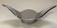 Ford Model T 1909/27 Gull Wing Radiator Cap Chrome Plated - No Hole