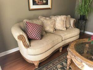schnadig used living room furniture set ebay. Black Bedroom Furniture Sets. Home Design Ideas