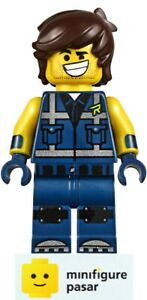 tlm197-Lego-The-Lego-Movie-70839-Rex-Dangervest-Minifigure-New